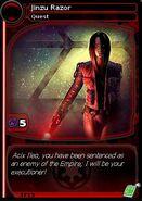 Jinzu Razor (card)
