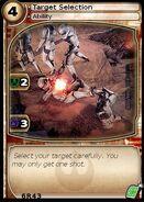 Target Selection (card)