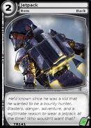 Jetpack (card)