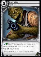 Lethality (card)