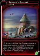 Emperor's Retreat (card)