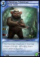 Panshee Tribesman (card)