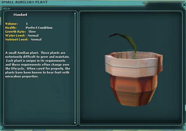Aurilian Plant