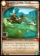 Agrilat Swamp Circuit (card)