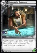Desperate Cunning (card)
