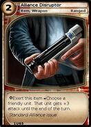Alliance Disruptor (card)