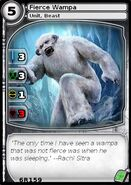 Fierce Wampa (card)