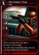 Sith Shadow Thug (card)
