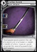 CorSec Sword (card)