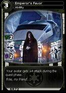 Emperor's Favor (card)
