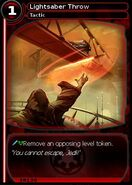 Lightsaber Throw (card)