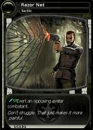 Razor Net (card)