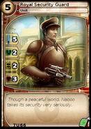Royal Security Guard (card)