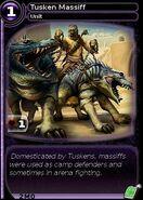 Tusken Massiff (card)