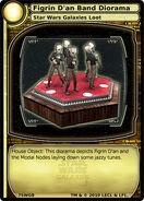 Figrin D'an Band Diorama (card)