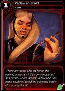 Padawan Braid (card)