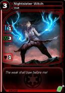 Nightsister Witch (card)