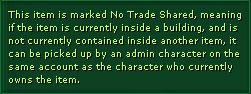 Shared No Trade