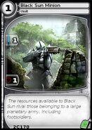 Black Sun Minion (card)