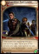 Expedition Team Leader (card)