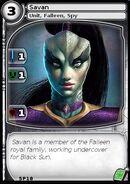 Savan (card)