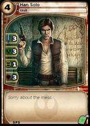Han Solo 3 (card)