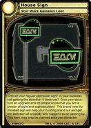 House Sign (card)
