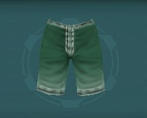 Ithorian Casual Shorts