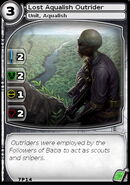 Lost Aqualish Outrider (card)
