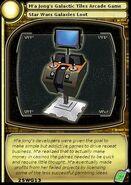 M'a Jong's Galactic Tiles Arcade Game lore (card)