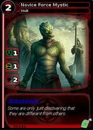 Novice Force Mystic (card)