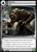 Rancor (card)