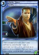 Form 'Zero' (card)