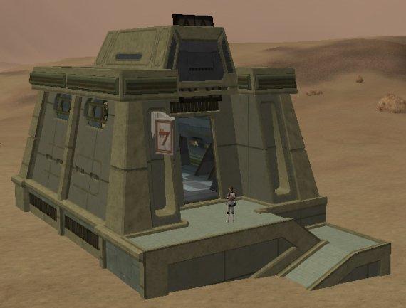 Commando Bunker (card)