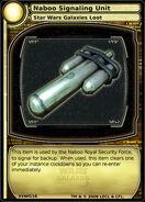 Naboo Signaling Unit (card)