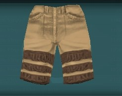 Ithorian Striped Shorts (Schematic)