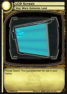 LCD Screen (card)