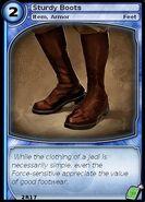 Sturdy Boots (card)