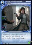 Tactical Response Team (card)