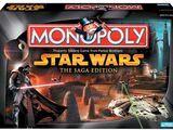 Monopoly:Star Wars The Saga Edition