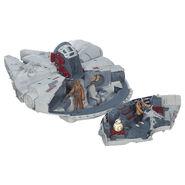 Millennium Falcon Battle Action Figure