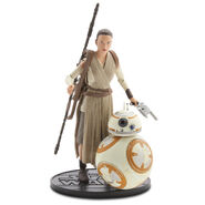 Rey and BB-8 Figure