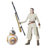 BB-8 and Rey - The Force Awakens Action Figure