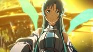 Asuna jako Undine