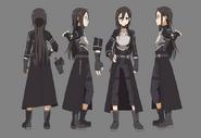 Kirito-GGO Body-Designs SAOII
