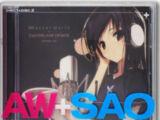 Accel World + Sword Art Online Drama CD