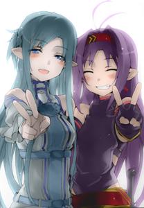Sword Art Online Vol 07 - 288 colorized
