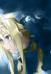 Sword Art Online Vol 13 - 145 colorized