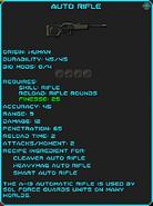 IGI Auto Rifle