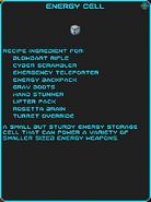 IGI Energy Cell